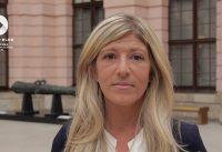 Rebecca Taylor, CARE-Paket