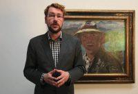 Lovis Corinth, Selbstbildnis – Moderne Meister im Kunstmuseum Bern