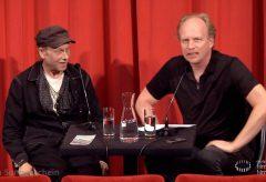 Ulrich Sonnenschein im Filmgespräch mit Bernd Michael Lade
