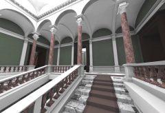 Das Städel Museum im 19. Jahrhundert – Zeitreise mit Virtual-Reality-Brille