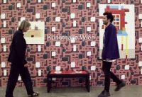 Nathalie Du Pasquier & Luca Lo Pinto in der Kunsthalle Wien