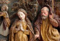 Heilige Nacht. Die Weihnachtsgeschichte und ihre Bilderwelt im Liebieghaus