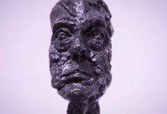 Alberto Giacometti und Bruce Nauman im der SCHIRN UNSTHALLE