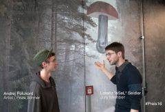 "Andrej Polukord & Lorenz ""eSeL"" Seidler – Preis der Kunsthalle Wien 2016"