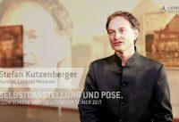 Egon Schiele Symposium 2016 im LEOPOLD MUSEUM – Stefan Kutzenberger