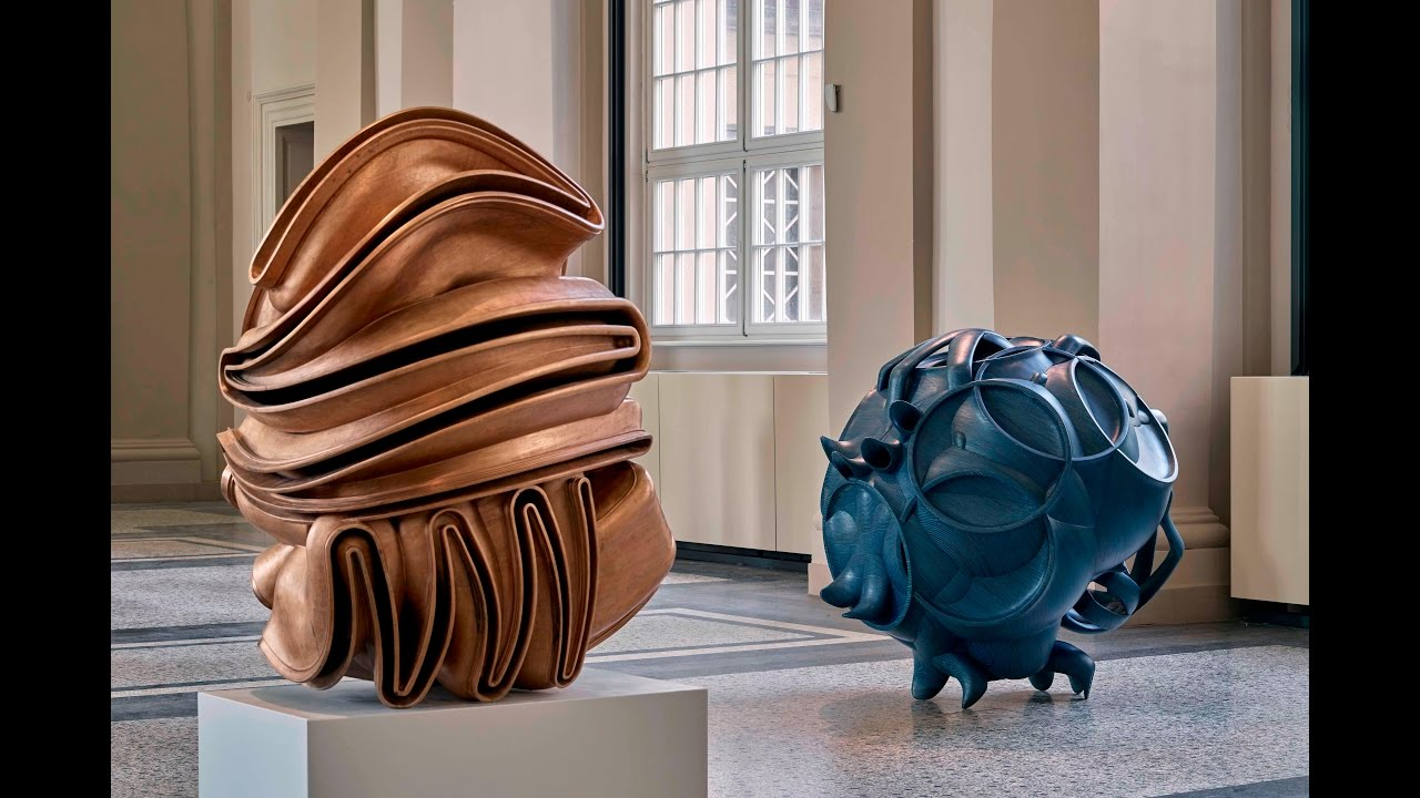Kinotrailer Tony Cragg. Unnatural Selection