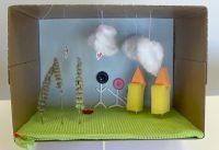 Mikro Makro Diorama-Basteln mit dem Deutschen Museum