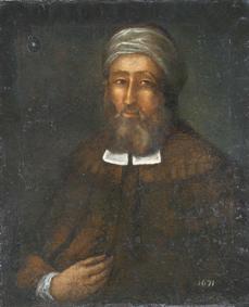 Porträt des Süßkind Stern.