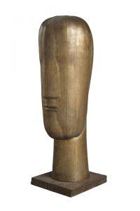 Joannis Avramidis, Großer Kopf, um 1970