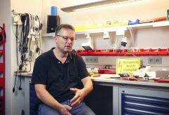 Die Museumsmacher – Thomas Strehl, Ausstellungshandwerker für Beleuchtung und Elektrik
