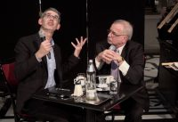 Edmund de Waal & Oliver Rathkolb – Popup-Dialog – During the Night