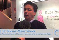 Eiszeitkunst trifft Stencil & Comic: Community Abend #EisZeitenHH im Archäologischen Museum Hamburg