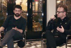 Artist Talk mit Nasan Tur im KUNST HAUS WIEN