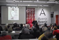 Vortrag: Jean Widmer über seinen beruflichen Werdegang