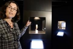 Geschmückte Frau – Ausstellung #EisZeitenHH