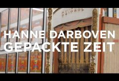 HANNE DARBOVEN – GEPACKTE ZEIT