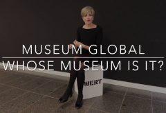 """Kurzinterviews mit Referenten des Symposiums """"Wem gehört das Museum?"""""""