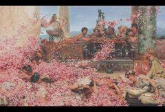 Lawrence Alma-Tadema: Belvedere Museum