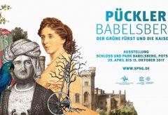 PÜCKLER. BABELSBERG – Der grüne Fürst und die Kaiserin