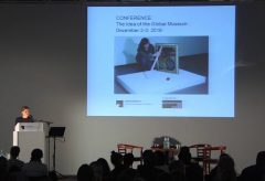 The Idea of the Global Museum – Conference at Hamburger Bahnhof | Day two | Panel 2