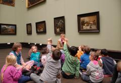 Bis 18 gratis – Sparkasse Bremen finanziert freien Eintritt in die Kunsthalle