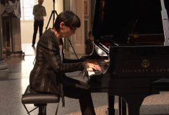 "Flora St. Loup & Sibylle Schwarz: ""4 Hands: Sound- Painting"" | Finissage Robert La Roche"