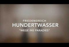 Friedensreich Hundertwasser im Ernst Barlach Museum Ratzeburg