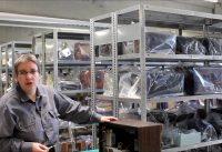 Radio-Archäologie im TECHNOSEUM – Was Staub uns verrät