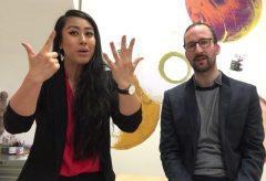 Take a Break, make a Film! Ein Workshop für Gehörlose und Hörende Handyfilmerinnen und Handyfilmer!