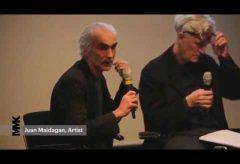 Zinny/Maidagan im Gespräch mit Frank Barkow – MMK Talks