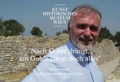 Ernst Pernicka – Kleine Kulturgeschichte des Goldes – Alte Meister im Gespräch