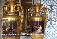 »Fürstliche Geschenke – Prunkvasen aus Berlin und St. Petersburg« im Schloss Belvedere Weimar