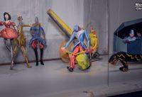 Lasst die Puppen tanzen – Museum für Gestaltung Zürich