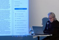Lecture: James Welling