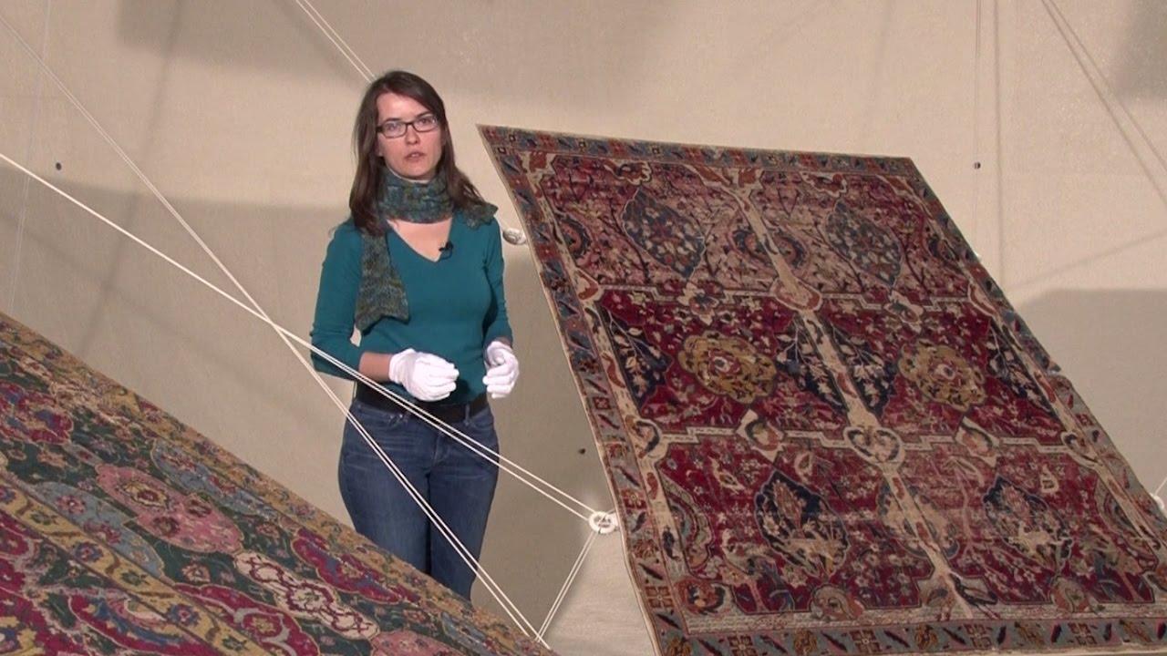 teppiche zum fliegen bringen im mak museumsfernsehen. Black Bedroom Furniture Sets. Home Design Ideas