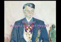August von der Heydt und Paula Modersohn-Becker