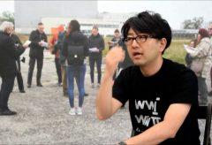 Koki Tanaka – Provisorische Studien – im Kunsthaus Graz