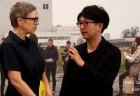 Koki Tanaka & Haegue Yang im Kunsthaus Graz