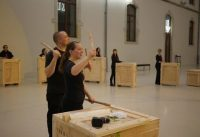 Museumsnacht Dresden 2017: Die Blechlawine im Albertinum