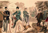 Trailer: RADLEREI! 200 Jahre Fahrradmotive in der Kunstbibliothek