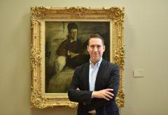 Alexander Eiling wird Sammlungsleiter für die Kunst der Moderne (1800–1945) am Städel Museum
