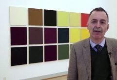 Marcia Hafif im Kunstmuseum St.Gallen und im Kunsthaus Baselland