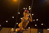 #BeckmannEnsemble im Varieté: Interview mit Trapez-Artistin Anna Ward