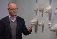 Karsten Schwanke präsentiert Wetterbericht