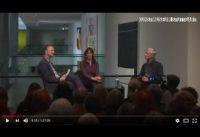 Künstlergespräch mit Katharina Hinsberg und Thomas Müller: Linienbekenntnisse