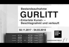 Trailer: Bestandsaufnahme Gurlitt. «Entartete Kunst» – Beschlagnahmt und verkauft