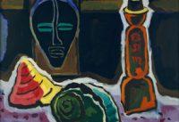 Karl Schmidt-Rottluff und die außereuropäische Kunst im Bucerius Kunst Forum