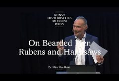 Alte Meister Meister im Gespräch: Nico Van Hout – On Bearded Men. Rubens and Handsaws.