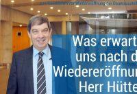 Haus der Geschichte der Bundesrepublik Deutschland – Stiftungspräsident Hans Walter Hütter im Interview