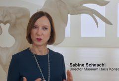 Marguerite Humeau – 'Riddles (Final Beats)' im Museum Haus Konstruktiv Zurich